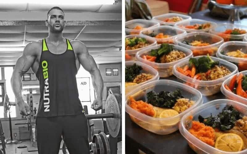 Conceptos basicos de nutricion de bodybuilding