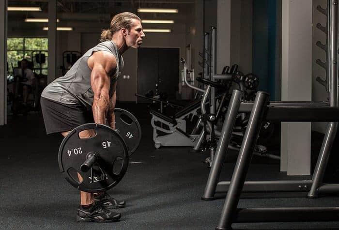 Rutina de Entrenamiento para Construccion Muscular
