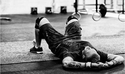 Cinco formas para recuperarse, de una sesión de ejercicios exigente.