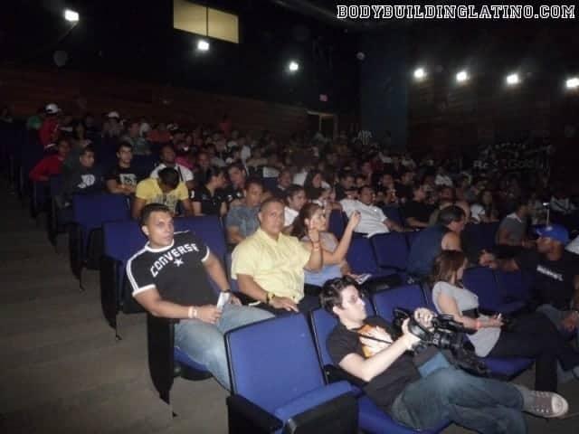Fotos y Resultados Copa Gimnasio y Noche de Novatos IFBB Panama 2010