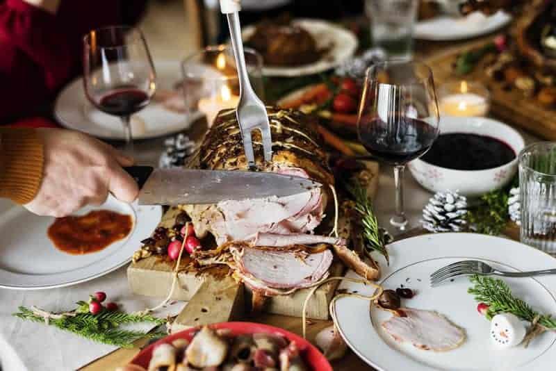 10 Consejos para lidiar con el aumento de peso en fechas festivas