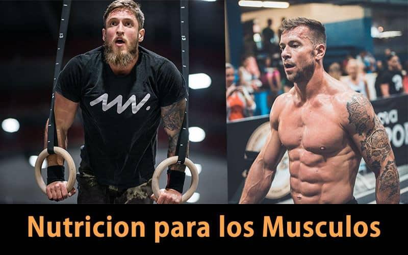 Nutricion para los Musculos