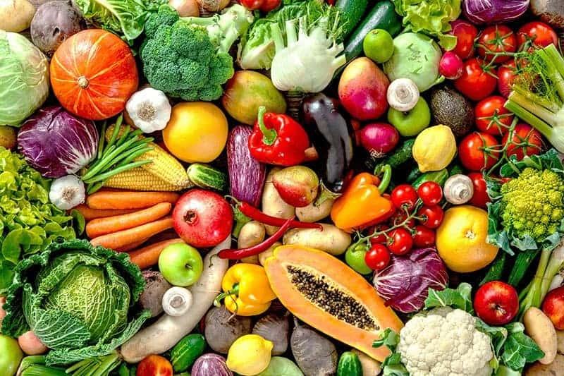 IMPORTANCIA de incluir Frutas y Vegetales en su Dieta
