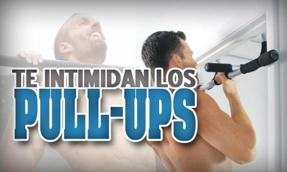 Dificultad para hacer Pull-Ups
