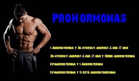 Mejores Suplementos de Prohormonas en el mercado