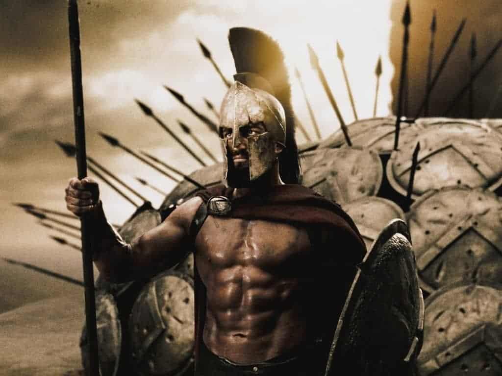 Cuerpo de espartano… Te revelamos el secreto.
