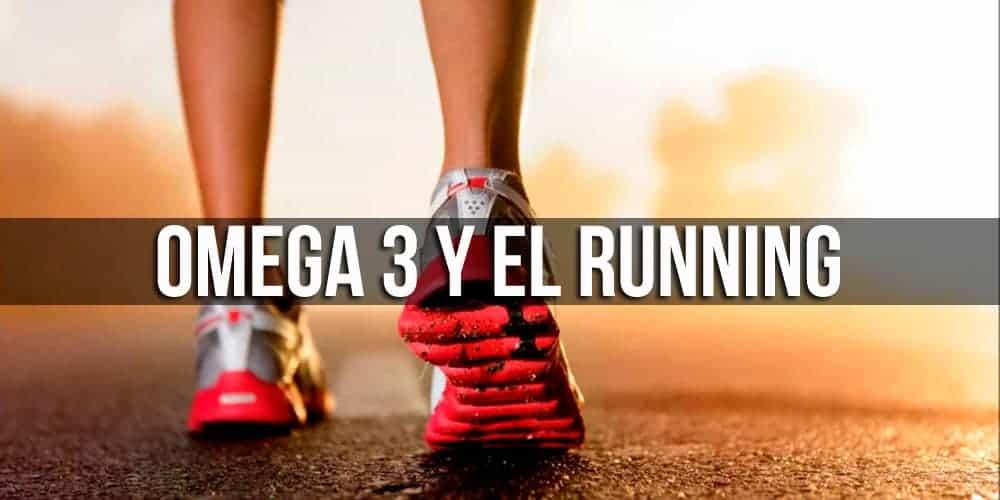 Omega 3 y el Running