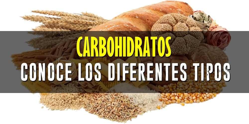 Carbohidratos (Hidratos de Carbono) – Conoce los diferentes tipos