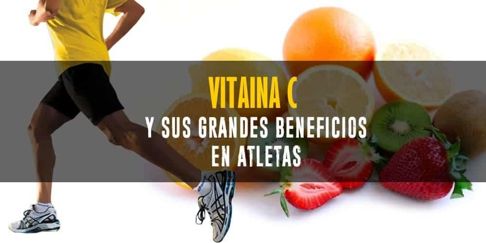 Vitamina C y sus grandes beneficios para los atletas