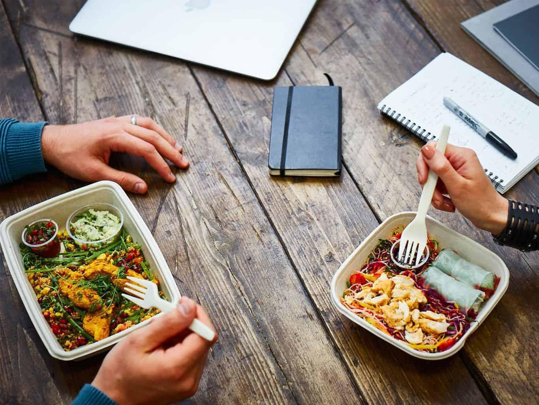 Recuperarte en el Trabajo: Que comer en la oficina