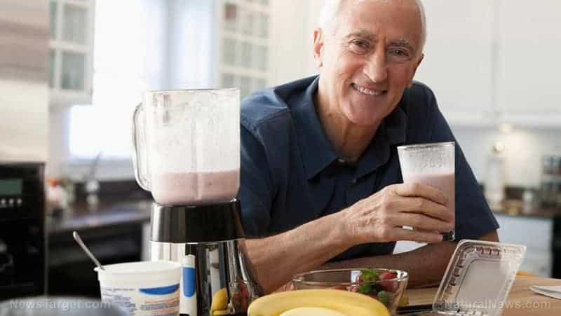La proteína de suero alarga la vida