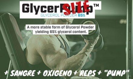 GlycerSize (anteriormente GlycerPump) - El Suplemento Supremo de Glicerol
