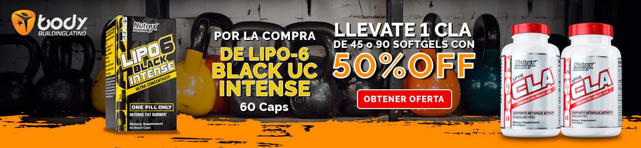 Lipo 6 Black Intense UC