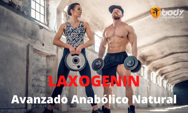 Laxogenina: todas las ganancias musculares sin todo el riesgo