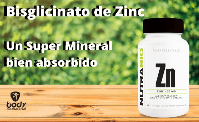 Los Beneficios del Bisglicinato de Zinc: un Super Mineral Bien Absorbido